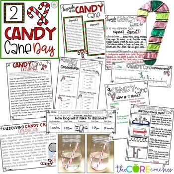 12 Days of Christmas Activities in the Classroom Grades 4-6