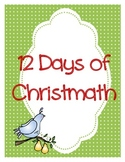 12 Days of Christmath Mega Pack: 12 Days of Intermediate M