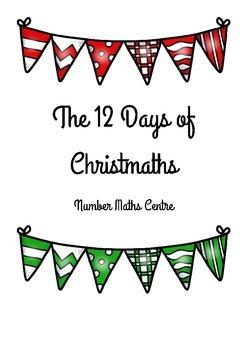 12 Days of Christmaths