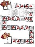 Peppermint Trolls Board Game