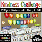 12 Days of Kindness Activities | Kindness Challenge w/ Dig