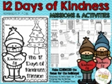 12 Days of Kindness Missions and Activity Book