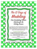 12 Days of Modeling: Core Vocabulary Partner Activities fo