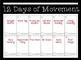 12 Days of Movement Advent Calendar | LCI Movement