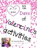 12 Days of Valentine's Activities