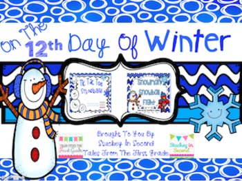 {$1 Deal} 12 Days of Winter- 12th Day