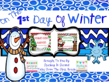{$1 Deal} 12 Days of Winter- 1st Day
