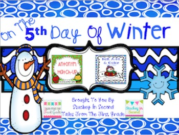 {$1 Deal} 12 Days of Winter- 5th Day