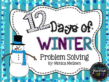 12 Days of Winter Problem Solving