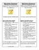 Text Based Evidence Bookmarks for CCSS