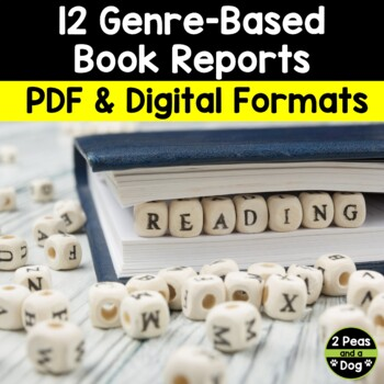 12 Genre Book Reports