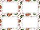12 Editable Task Card Templates Classic Christmas (Landsca