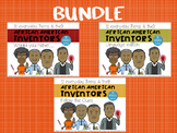12 Everyday Inventions and their African American Inventors BUNDLE