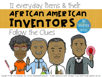 12 Everyday Inventions and their African American Inventors - Follow The Clues
