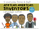 12 Everyday Inventions and their African American Inventors - Language Edition