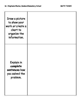 12 Fraction Math Tasks for Common Core