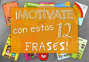 12 Frases Motivacionales