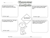 12 Graphic Organizers Aligned to 3rd Grade ELAR TEKS and Common Core Standards