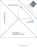 12 Greek Gods QR Code Clue Squares