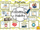 Writing Habit Posters