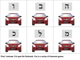 12 Hebrew Prefix Flashcards
