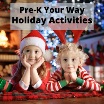 12 Holiday/Christmas Activities for Preschoolers