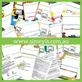 12 Editable Observation Templates. Supports EYLF &/or NQF Australia