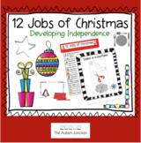 12 Jobs of Christmas Activities