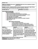 12 Kindergarten Go Math lessons chapter 5 and a review lesson for chapter 5