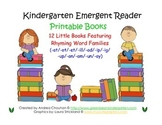 12 Kindergarten Sight Word Printable Books - from Green Be