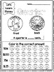 12 Let's Learn Money Worksheets.  Preschool-1st Grade Math.