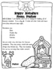 12 Letters From The North Pole  (Printable Letters From Santa's Headquarters)
