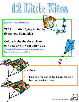 12 Little Kites