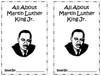 12+ Martin Luther King Jr. Literacy Printables & Activities