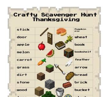 12 Minecraft Thanksgiving Ideas You Can Do Tomorrow