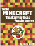 12 Minecraft Thanksgiving Ideas You Can Do Tomorrow