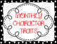 12 Month Character Traits!