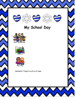 12 Months of Daily Communication between School and Parent/Guardian