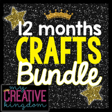 12 Months to Craft the Holidays! - Bundle 1