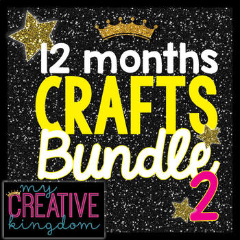 12 Months to Craft the Holidays! - Bundle 2