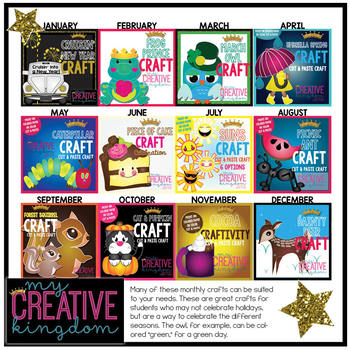 12 Months to Craft the Holidays! - Bundle 3