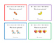 12 One-Greater Kindergarten Math Task Cards Counting One G