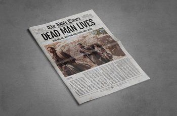 12 Page InDesign Newspaper Template