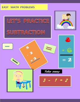 12 Pages of Amazing High Quality Subtraction Worksheets wi