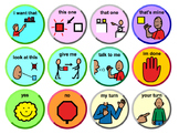 12 Pc Core Vocabulary AAC/AT