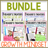 12 Reader's Theaters: Growth Mindset Bundle Grades 2-4