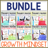 12 Reader's Theaters: Growth Mindset Bundle Grades 5-7