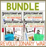 12 Reader's Theaters: Revolutionary War Bundle