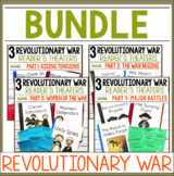 12 Reader's Theaters: Revolutionary War Bundle