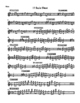 12 Scale Sheet - Full Band Set